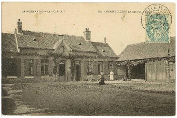 ecole-mairie-incarville-histoire