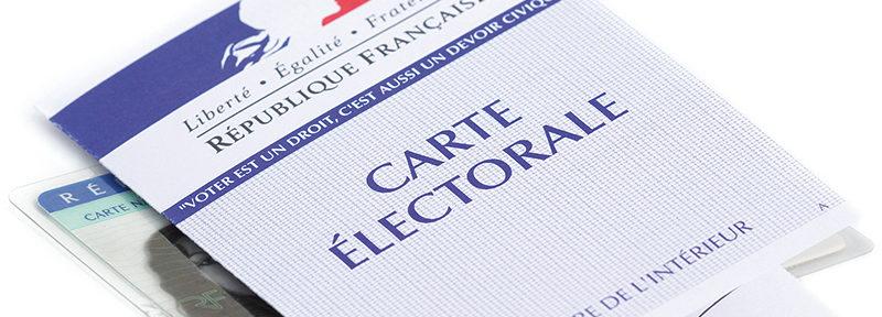 carte d'électeur Incarville