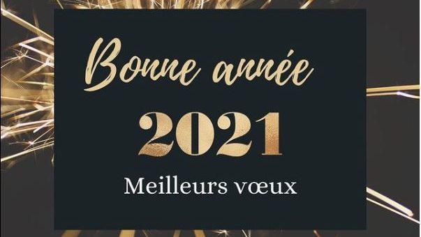 Les vœux du Maire pour 2021