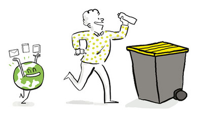 Collecte des déchets : changements et nouveautés 2021